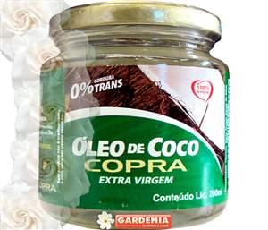 Oleo de Coco Copra - Farmácia Gardênia